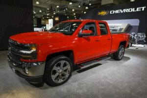 4 Wheel Drive Chevy Silverado