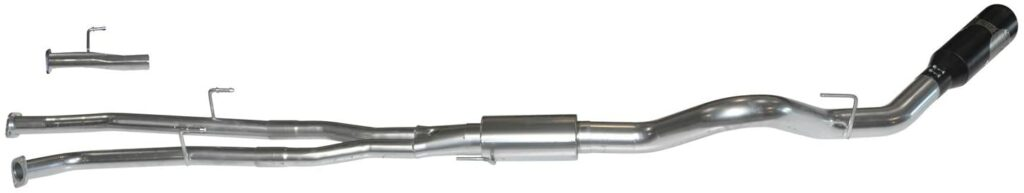 Gibson Performance Exhaust 60-0013 Metal Mulisha Stainless Steel Exhaust System