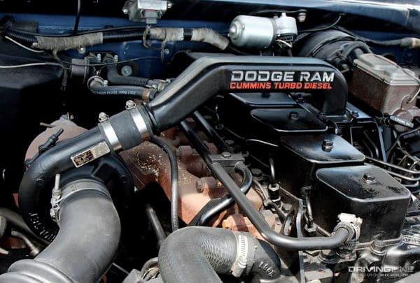 Cummins Turbo Diesel Engine