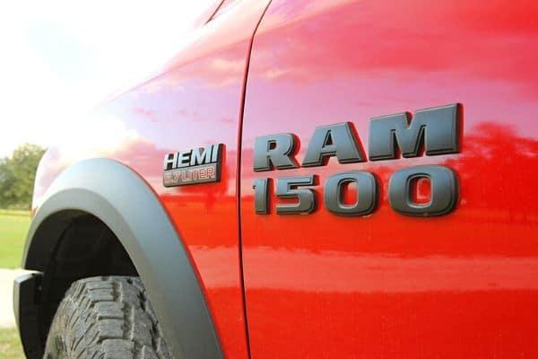 Ram truck - Hemi
