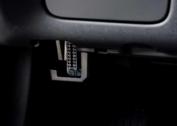 car OBDII port - 7.3 Powerstroke chip