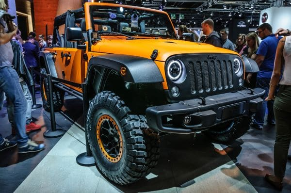 Best Halo Lights for Jeep Wrangler