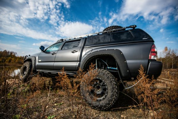Tacoma lift kit - off road
