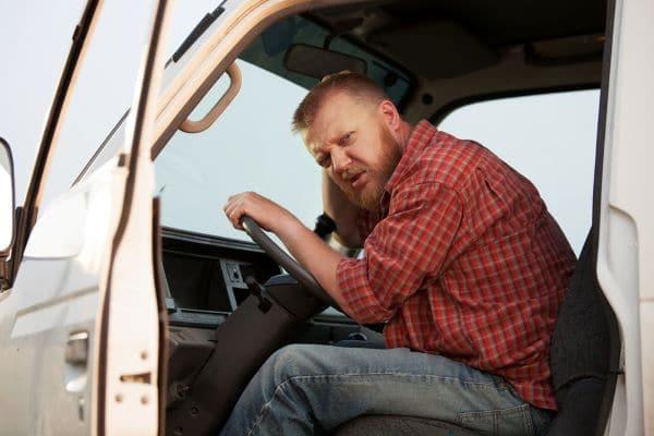 Bad Chevy Silverado brakes