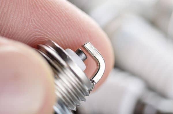 6.0 Chevy spark plug gap