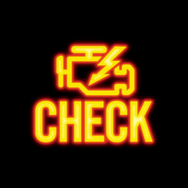 Check Engine Light flashing when accelerating