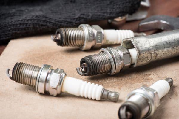 Chevy spark plugs