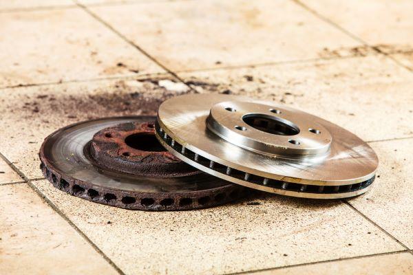 brake rotor lifetime