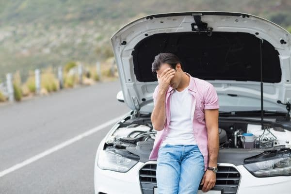 Car Died While Driving